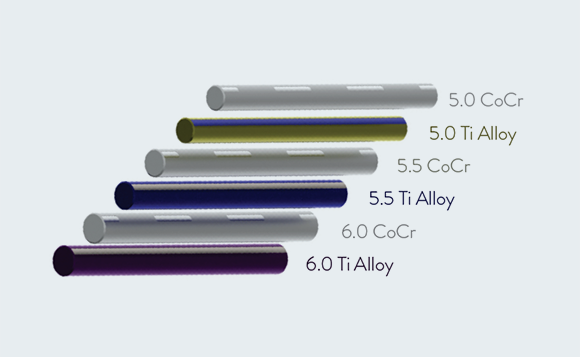 LineSider Rods